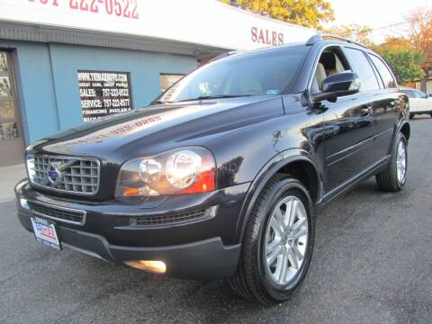 2011 Volvo XC90 for sale at Trimax Auto Group in Norfolk VA