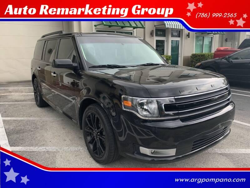 2018 Ford Flex for sale at Auto Remarketing Group in Pompano Beach FL