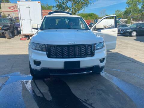 2012 Jeep Grand Cherokee for sale at Story Brothers Auto in New Britain CT