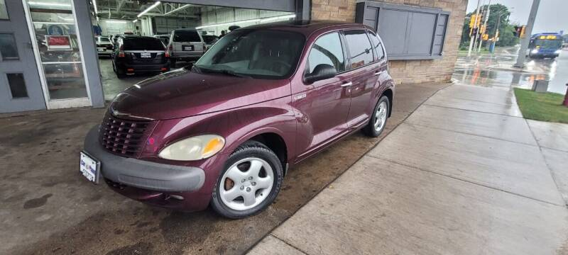 2001 Chrysler PT Cruiser for sale at Car Planet Inc. in Milwaukee WI