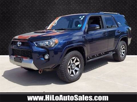 2017 Toyota 4Runner for sale at Hi-Lo Auto Sales in Frederick MD