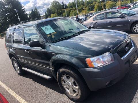 2004 Ford Escape for sale at Blue Line Auto Group in Portland OR
