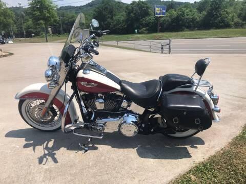 2013 Harley-Davidson FLSTN for sale at HIGHWAY 12 MOTORSPORTS in Nashville TN