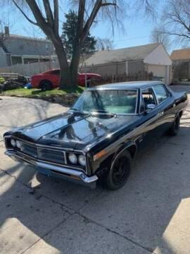 1970 AMC Rebel for sale at Classic Car Deals in Cadillac MI