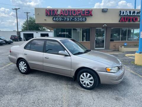 1998 Toyota Corolla for sale at NTX Autoplex in Garland TX