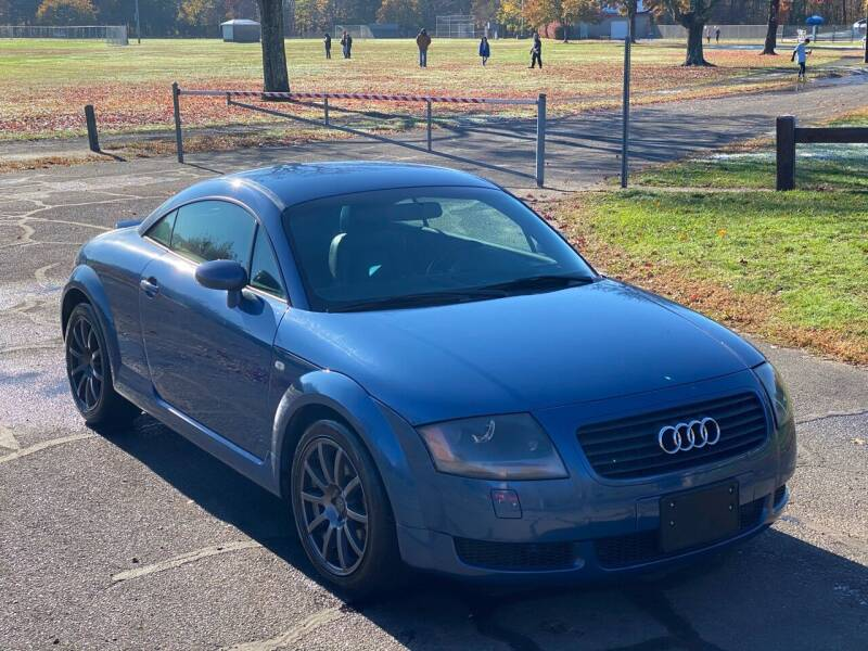 2000 Audi TT for sale at Choice Motor Car in Plainville CT