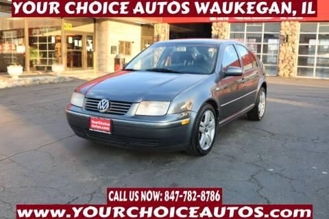 2004 Volkswagen Jetta for sale at Your Choice Autos - Waukegan in Waukegan IL