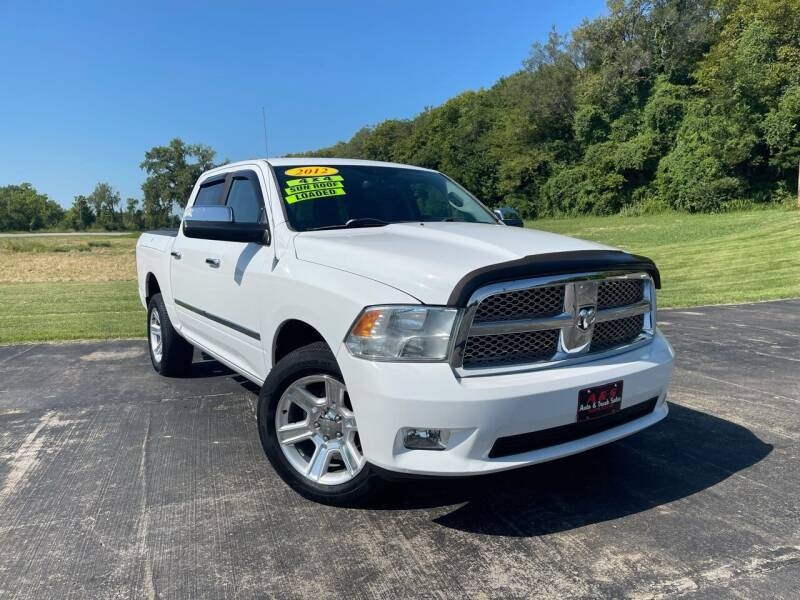 2012 RAM Ram Pickup 1500 for sale at A & S Auto and Truck Sales in Platte City MO
