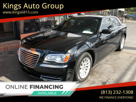 2013 Chrysler 300 for sale at Kings Auto Group in Tampa FL