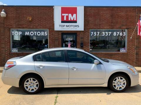 2012 Nissan Altima for sale at Top Motors LLC in Portsmouth VA