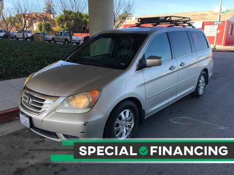 2008 Honda Odyssey for sale at Super Motors in San Mateo CA
