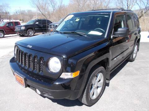 2012 Jeep Patriot for sale at Careys Auto Sales in Rutland VT