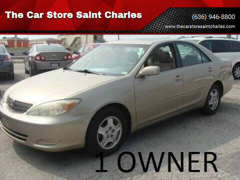 2003 Toyota Camry for sale at The Car Store Saint Charles in Saint Charles MO