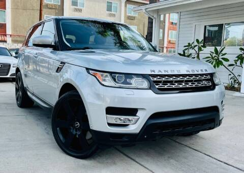 2014 Land Rover Range Rover Sport for sale at Pro Motorcars in Anaheim CA