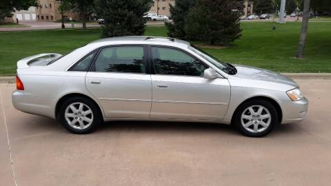2001 Toyota Avalon for sale at Imperial Group in Sioux Falls SD