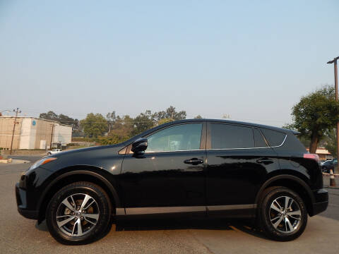 2017 Toyota RAV4 for sale at Direct Auto Outlet LLC in Fair Oaks CA