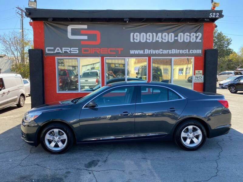 2015 Chevrolet Malibu for sale at Cars Direct in Ontario CA