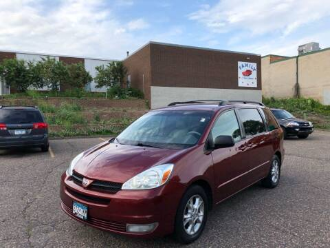 2005 Toyota Sienna for sale at Family Auto Sales in Maplewood MN