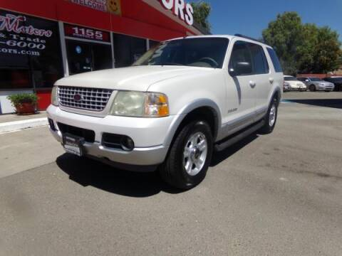 2002 Ford Explorer for sale at Phantom Motors in Livermore CA