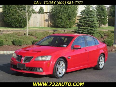 2008 Pontiac G8 for sale at Absolute Auto Solutions in Hamilton NJ