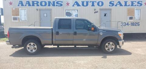 2016 Ford F-250 Super Duty for sale at Aaron's Auto Sales in Corpus Christi TX