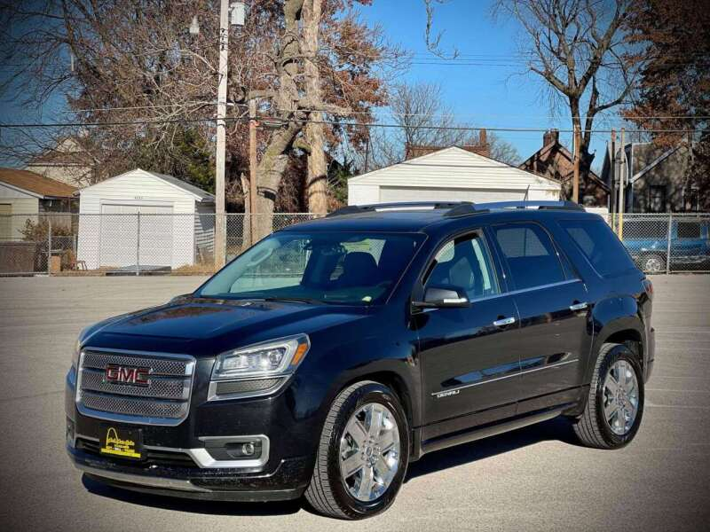2014 GMC Acadia for sale at ARCH AUTO SALES in St. Louis MO