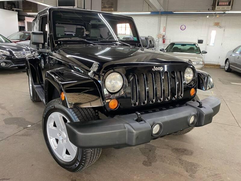 2007 Jeep Wrangler for sale at John Warne Motors in Canonsburg PA