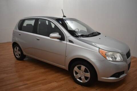 2009 Chevrolet Aveo for sale at Paris Motors Inc in Grand Rapids MI