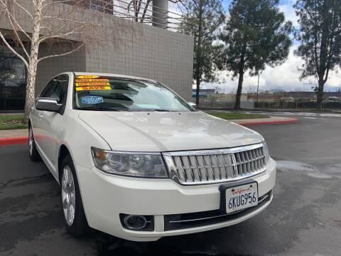2008 Lincoln MKZ for sale at Right Cars Auto Sales in Sacramento CA
