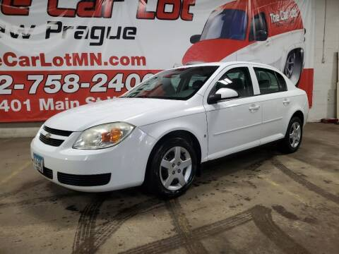 2007 Chevrolet Cobalt for sale at The Car Lot in New Prague MN