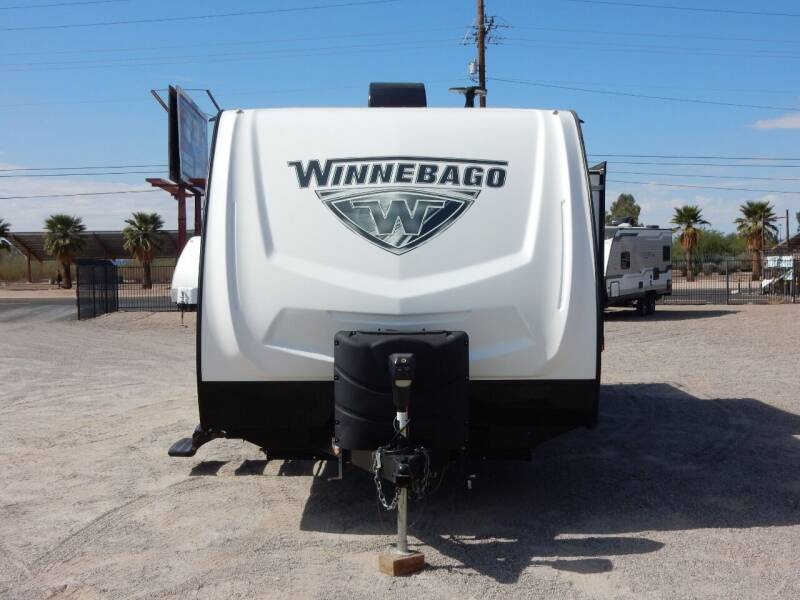 2018 Winnebago Minnie 2401RG for sale at Eastside RV Liquidators in Tucson AZ