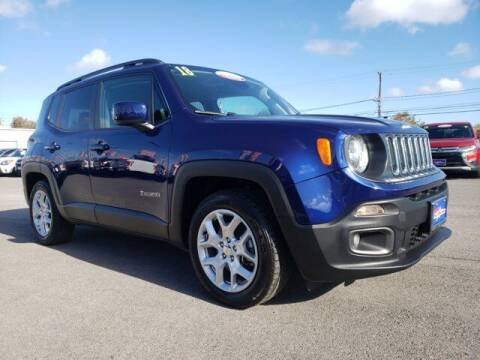 2018 Jeep Renegade for sale at All Star Mitsubishi in Corpus Christi TX