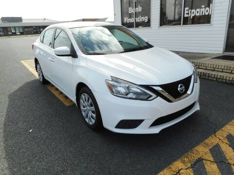 2016 Nissan Sentra for sale at Auto America - Monroe in Monroe NC