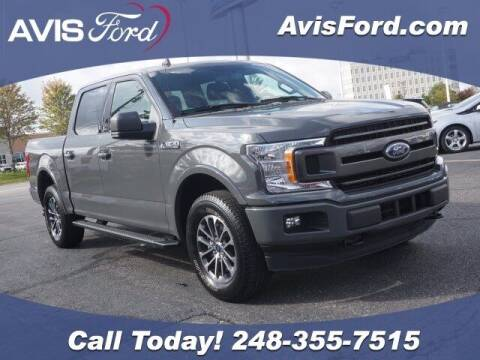 2018 Ford F-150 for sale at Work With Me Dave in Southfield MI