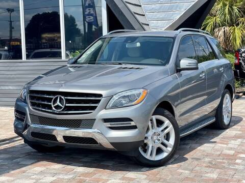 2014 Mercedes-Benz M-Class for sale at Unique Motors of Tampa in Tampa FL