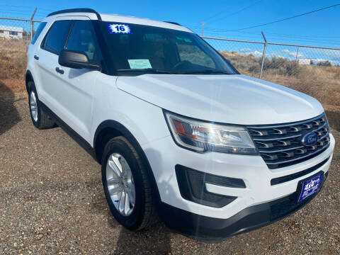2016 Ford Explorer for sale at 4X4 Auto in Cortez CO
