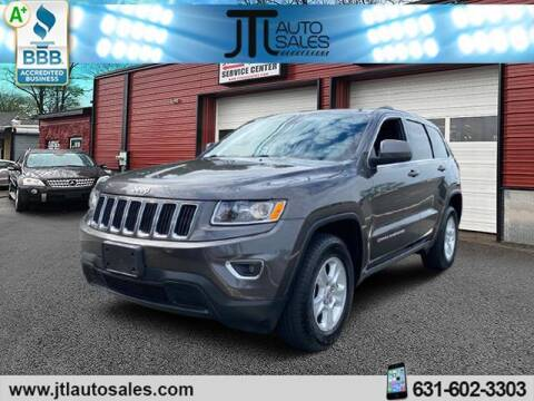 2016 Jeep Grand Cherokee for sale at JTL Auto Inc in Selden NY
