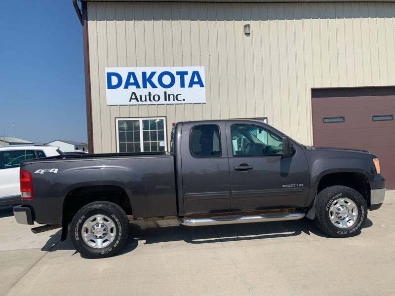 2010 GMC Sierra 2500HD for sale at Dakota Auto Inc. in Dakota City NE