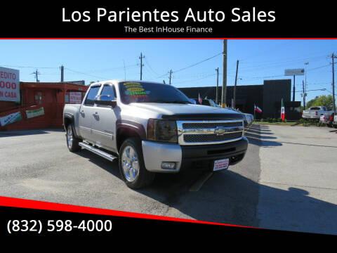 2010 Chevrolet Silverado 1500 for sale at Los Parientes Auto Sales in Houston TX