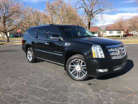 2013 Cadillac Escalade ESV for sale at AUTOMAXX MAIN in Orem UT