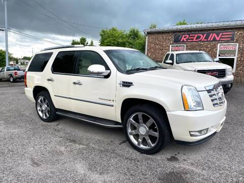 2009 Cadillac Escalade for sale at Redline Motorplex,LLC in Gallatin TN