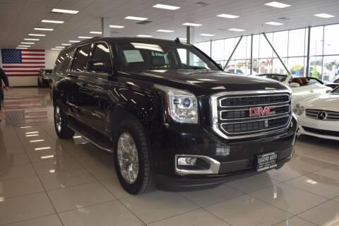 2015 GMC Yukon XL for sale at Legend Auto in Sacramento CA