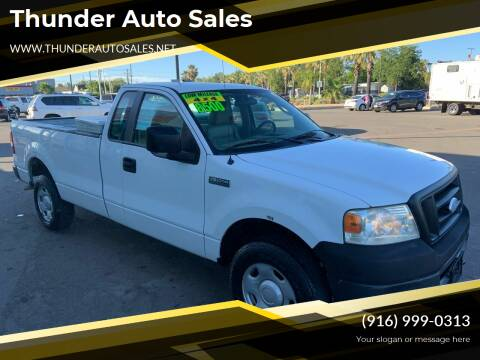2007 Ford F-150 for sale at Thunder Auto Sales in Sacramento CA