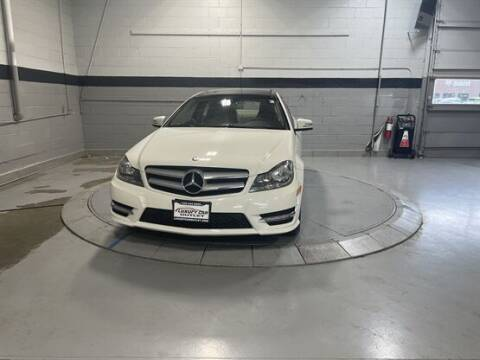 2012 Mercedes-Benz C-Class for sale at Luxury Car Outlet in West Chicago IL