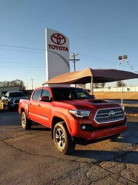 2017 Toyota Tacoma for sale at Quality Toyota in Independence KS