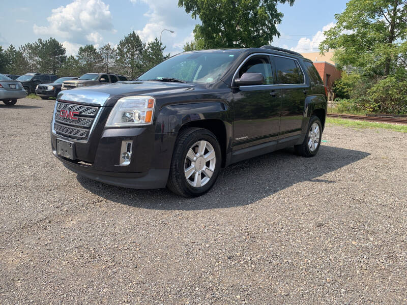 2013 GMC Terrain for sale at Townline Motors in Cortland NY