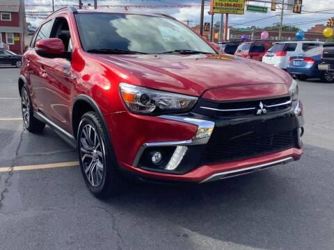 2018 Mitsubishi Outlander Sport for sale at Active Auto Sales in Hatboro PA