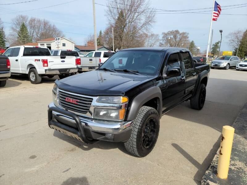 2011 GMC Canyon for sale at Clare Auto Sales, Inc. in Clare MI