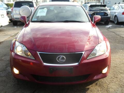 2006 Lexus IS 250 for sale at Wheels and Deals in Springfield MA