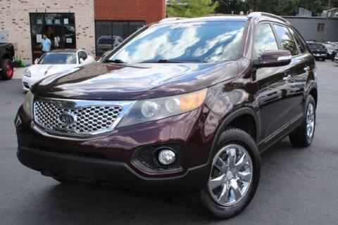 2011 Kia Sorento for sale at Atlanta Unique Auto Sales in Norcross GA